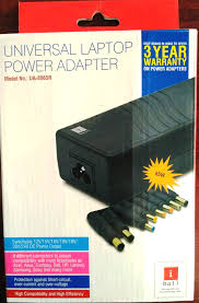 12fbf92b7c3 ... Iball Laptop Universal Power Adapter UA-3065R ...