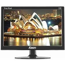 993ecd88e07 Foxin 15.4-inch 1280x800p LED Monitor – Cyber Universe